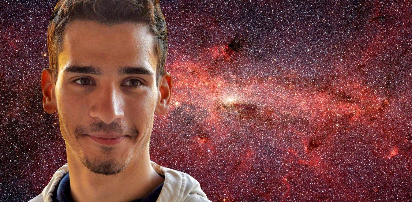 Τυφλός φοιτητής απορρίφθηκε από το ΑΠΘ αλλά διαπρέπει στην Αστροφυσική