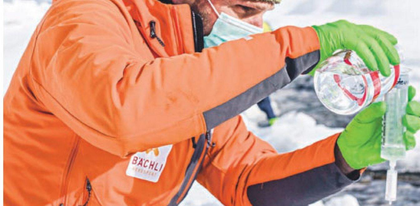 χρονολόγηση παγετώνων