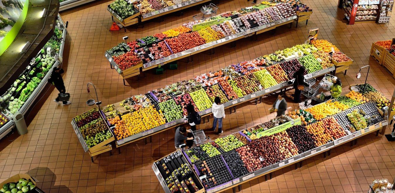 Lidl και Aldi «σαρώνουν» σε φρούτα και λαχανικά