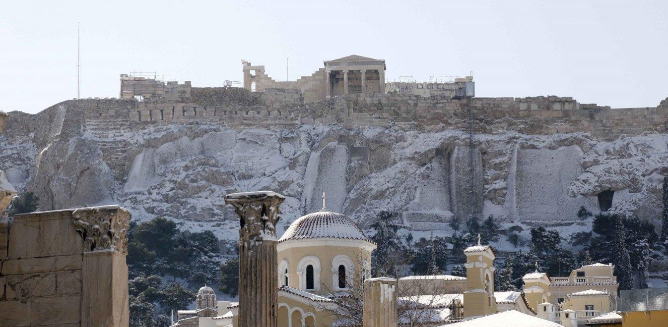Καιρός - Καλλιάνος: Έρχεται ιστορικός χιονιάς στην Ελλάδα