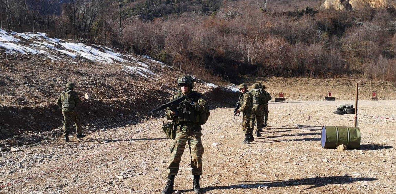 Ελληνικός Στρατός: Αυξάνεται ο μισθός των στρατιωτών