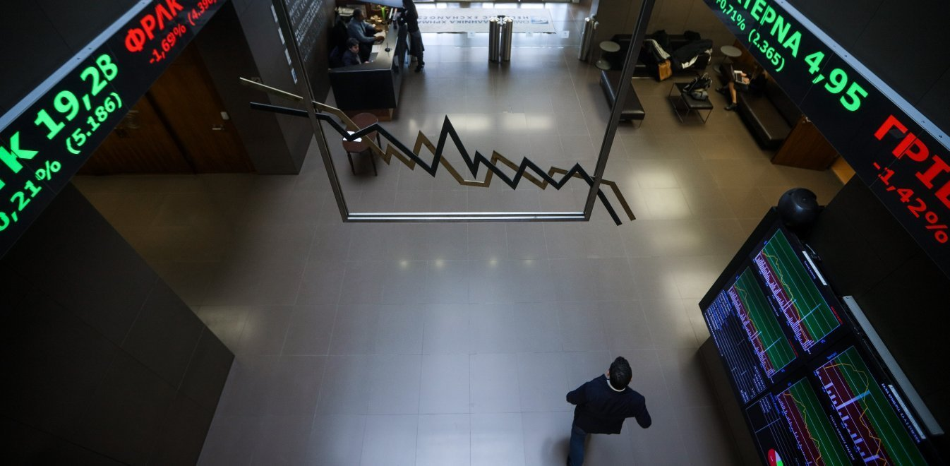 Athens Stock Exchange opening: Rally