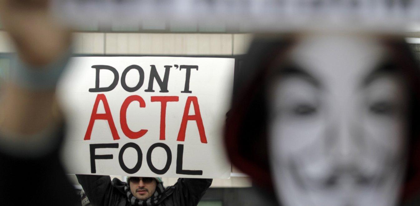 ACTA 2: Η ΕΕ ψηφίζει για την πνευματική ιδιοκτησία και η Ευρώπη διαμαρτύρεται