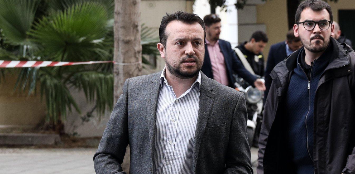 Νίκος Παππάς: Ο διωκόμενος Μαρινάκης ελέγχει και χρηματοδοτεί τη ΝΔ (vid)