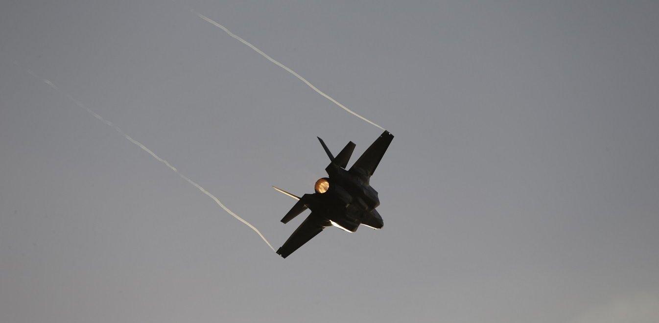 Η Βρετανία στέλνει μαχητικά F-35 στην Κύπρο - Τι αναφέρουν τουρκικά ΜΜΕ