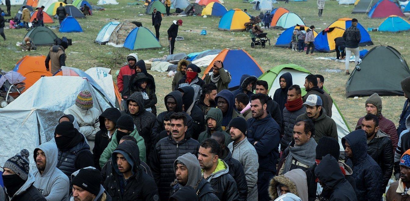 Διαβατά: Διαλύθηκε το «Καραβάνι της Ελπίδας»-Αποχώρησαν οι πρόσφυγες