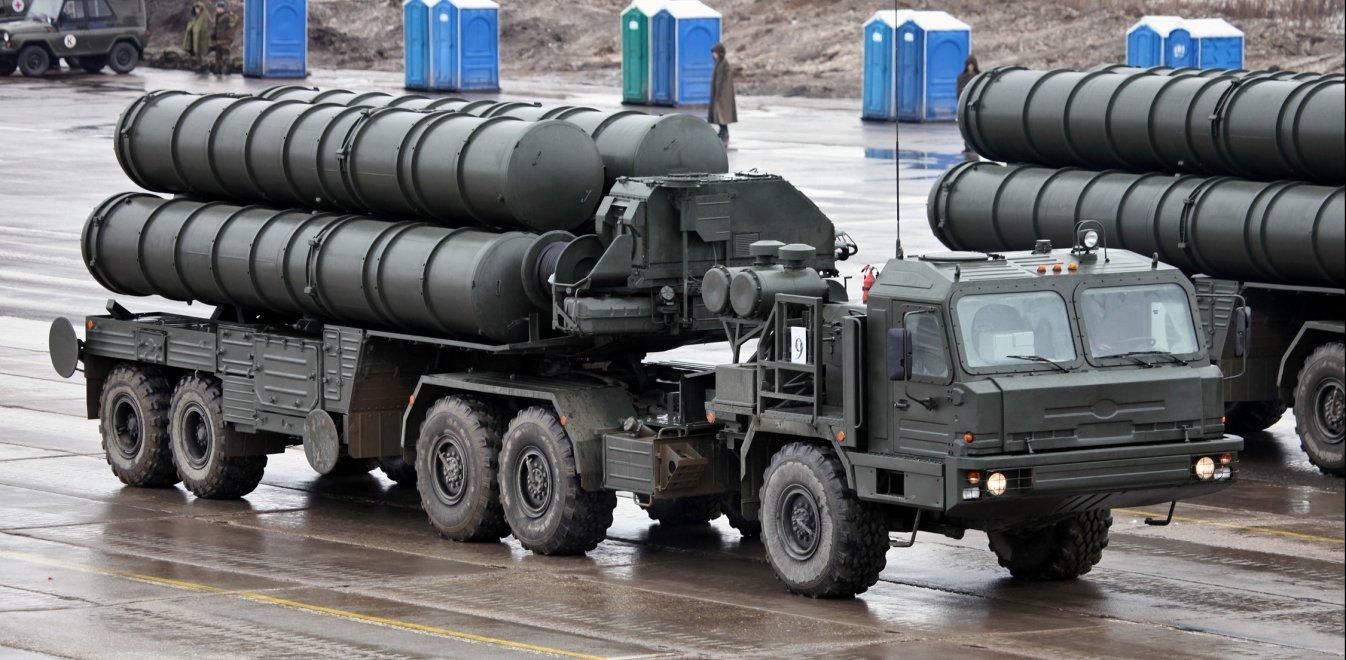 Η Τουρκία παρέλαβε τα πρώτα τμήματα του αντιαεροπορικού συστήματος S-400
