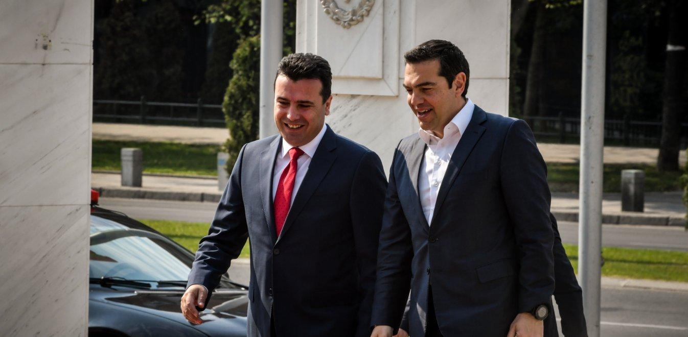 Αποκάλυψη Τσίπρα: Το αδιέξοδο με τον Ζάεφ πριν από τη Συμφωνία των Πρεσπών
