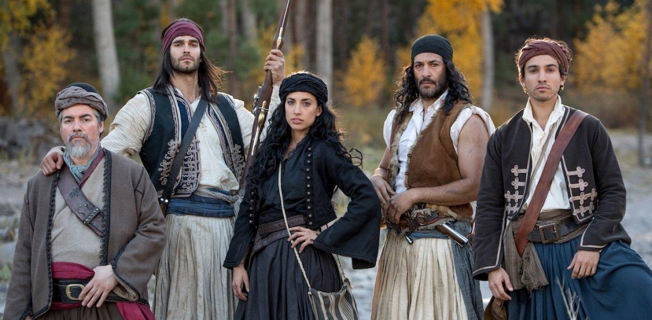 Οι Βράχοι της Ελευθερίας: H πρώτη χολιγουντιανή ταινία αφιέρωμα στην Ελληνική Επανάσταση