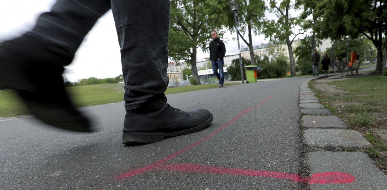 Κορονοϊός: Απαγόρευση κυκλοφορίας στον Υμηττό, κλείνει το Πεδίο του Άρεως