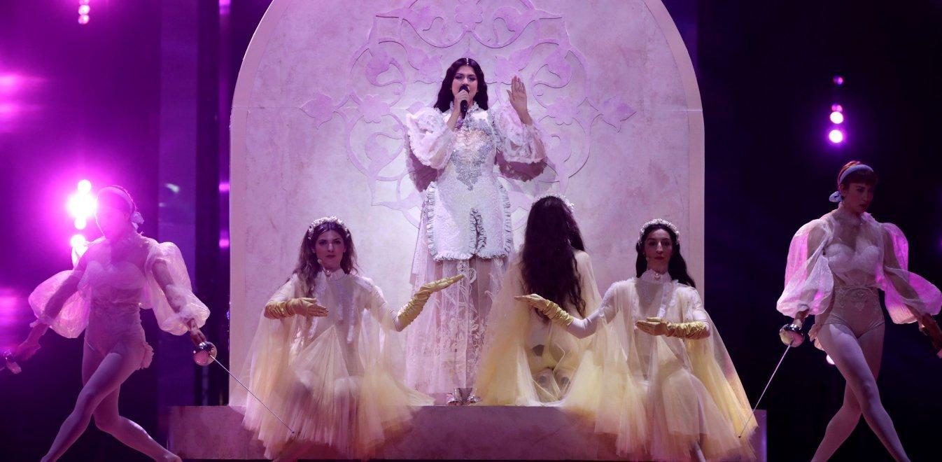 Eurovision 2019 - Α' Ημιτελικός: Κέρδισε τις εντυπώσεις η Κατερίνα Ντούσκα με το Better Love (vid)