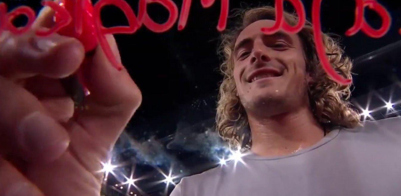 Τσιτσιπάς: Τι μήνυμα έστειλε στον Τζόκοβιτς για τον τελικό και η δήλωση Ναδάλ!