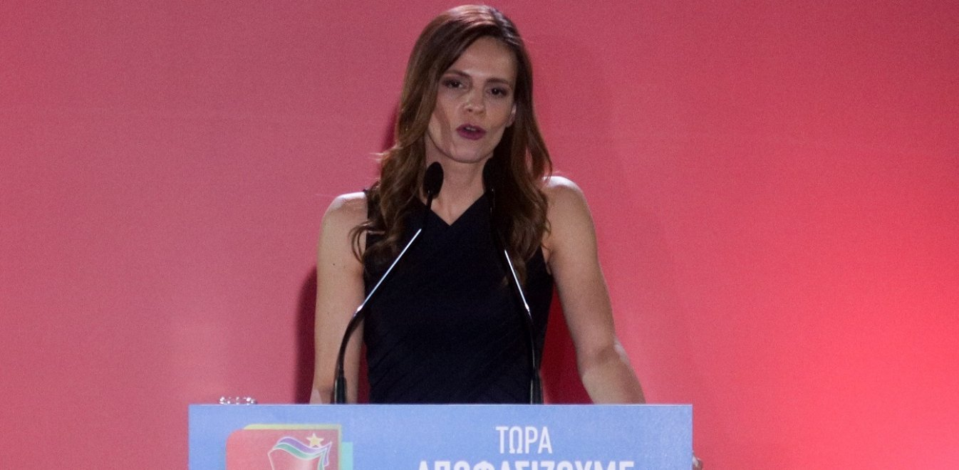 Mitsotakis' pledges regarding tax reductions for everyone will not be met, Achtsioglou says