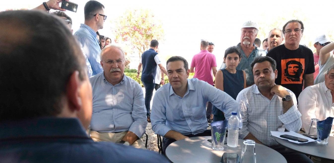 Αλέξης Τσίπρας: Καταργείται ο ΕΝΦΙΑ σε νησιά κάτω των 1.000 κατοίκων