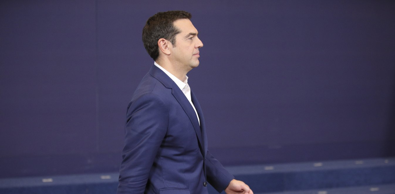 Tsipras warns Turkey to not even think about conducting drilling in Kastellorizo