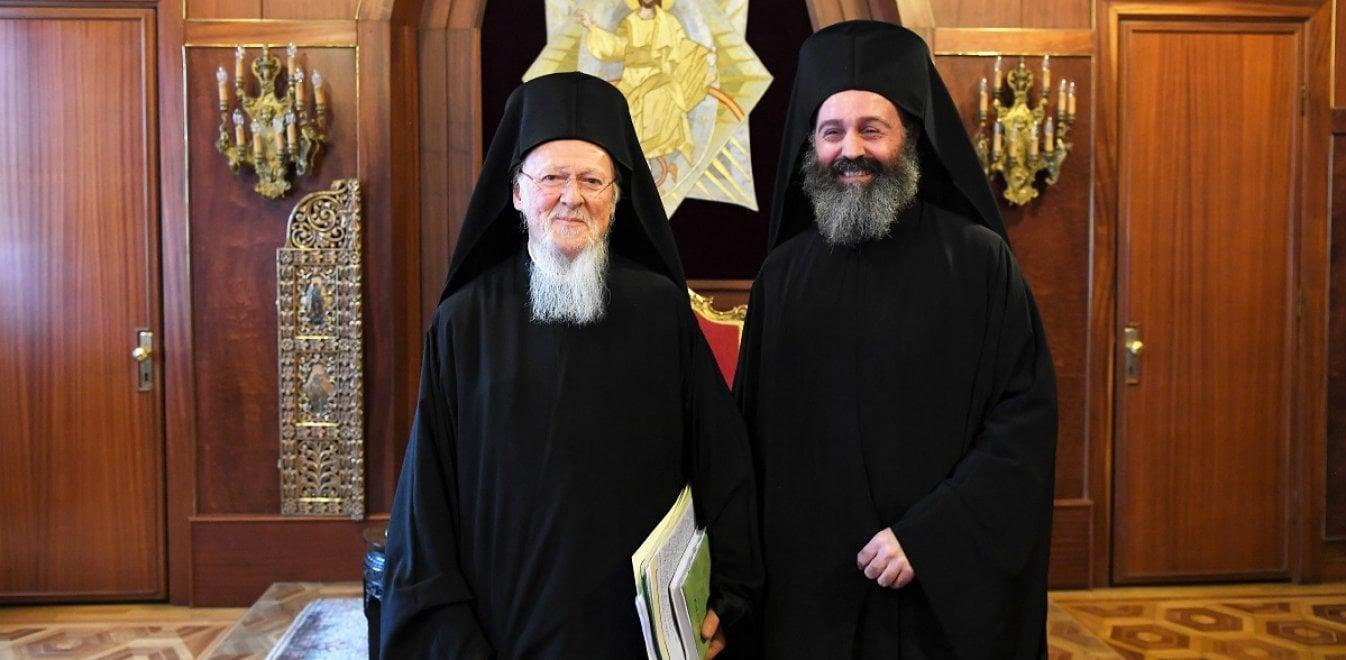 Ο Αρχιεπίσκοπος Αυστραλίας Μακάριος στο «Έθνος της Κυριακής» | Έθνος