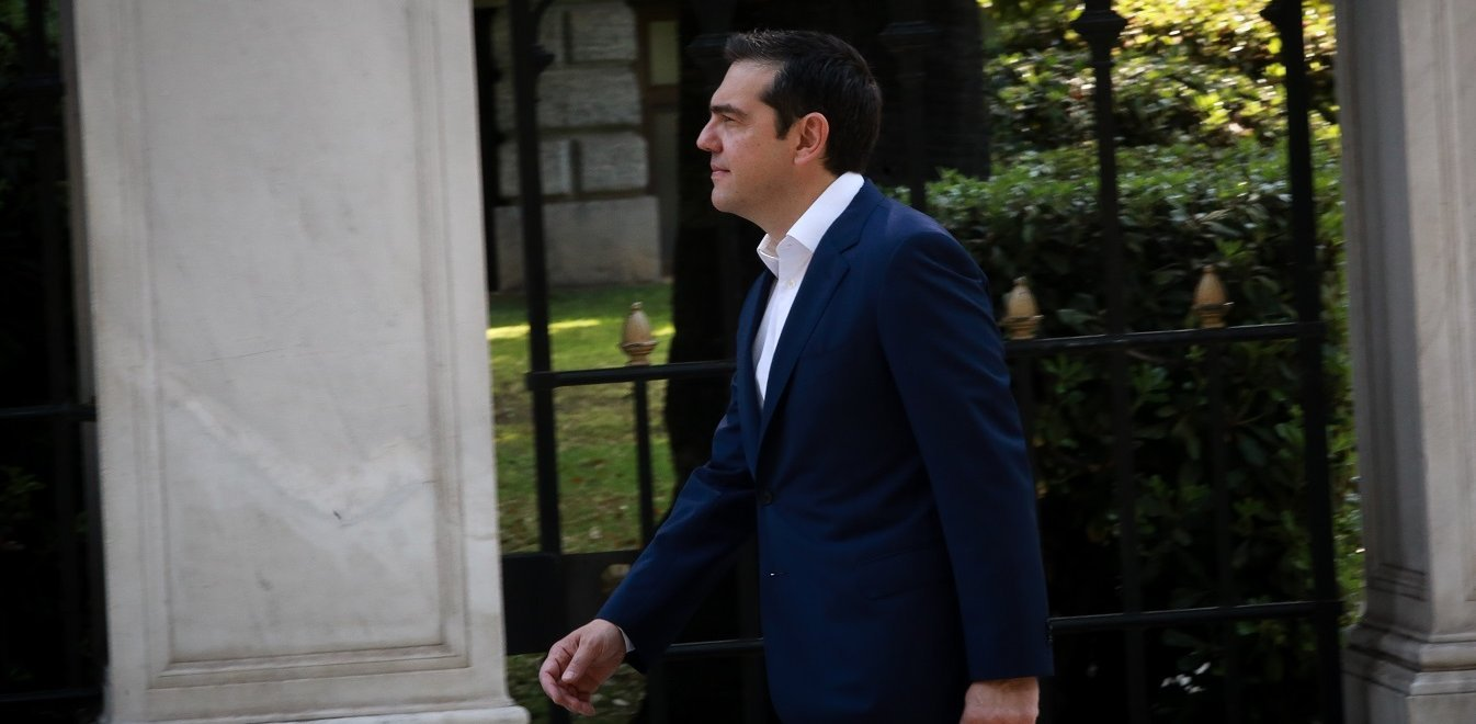 Τσίπρας: Δεν θα αφήσουμε γεώτρηση ανάμεσα σε Καστελόριζο-Κύπρο