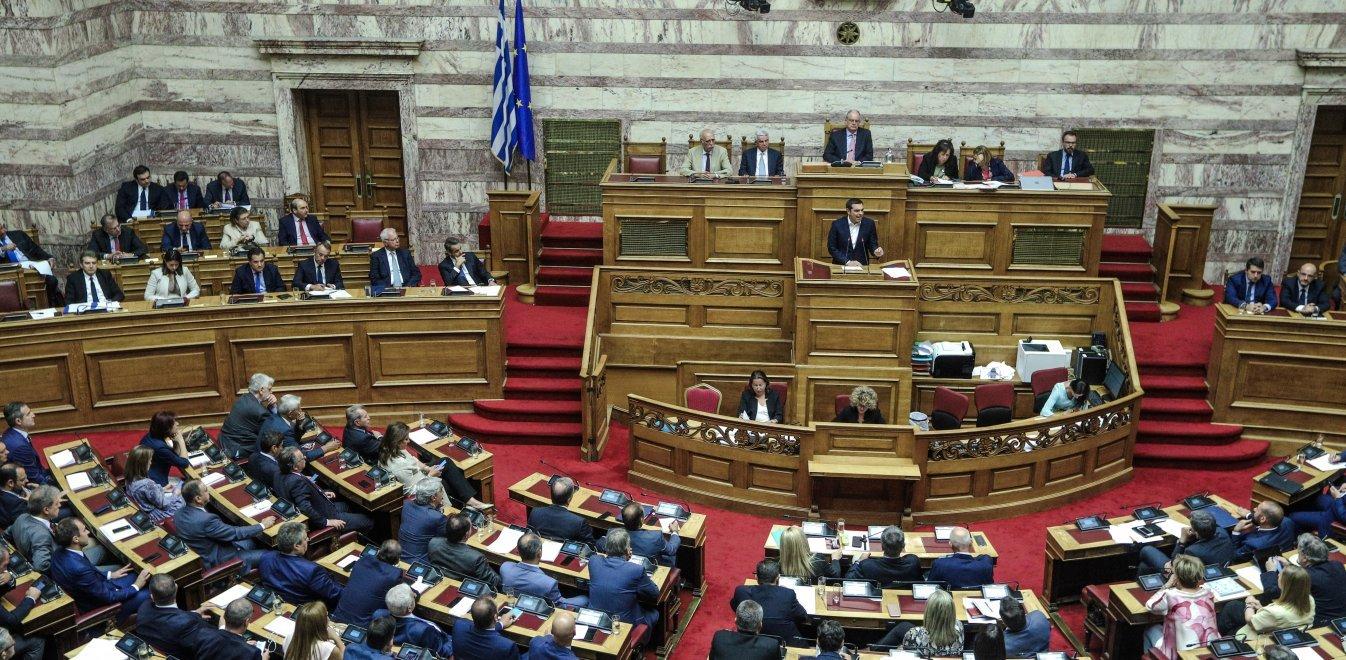 Μητσοτάκης: Μείωση ΕΝΦΙΑ στο 22% - Τσίπρας: Έξι ένοχες σιωπές (vids)