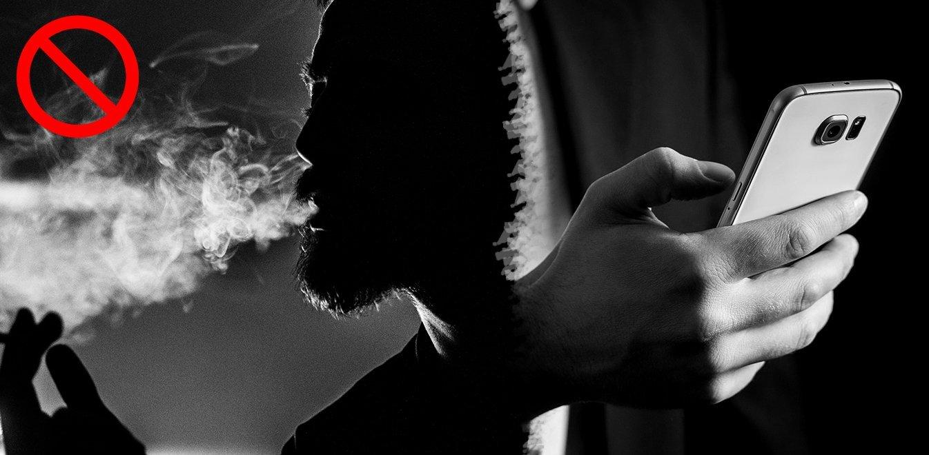 Αντικαπνιστικός νόμος: «Σύρμα» μέσω messenger για τους ελέγχους