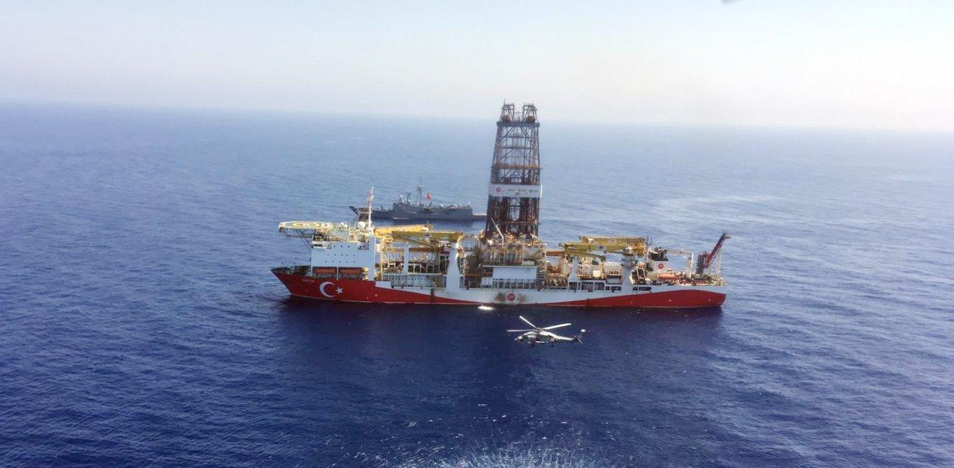 Γιαβούζ: Τη Δευτέρα ξεκινά γεώτρηση στην κυπριακή ΑΟΖ