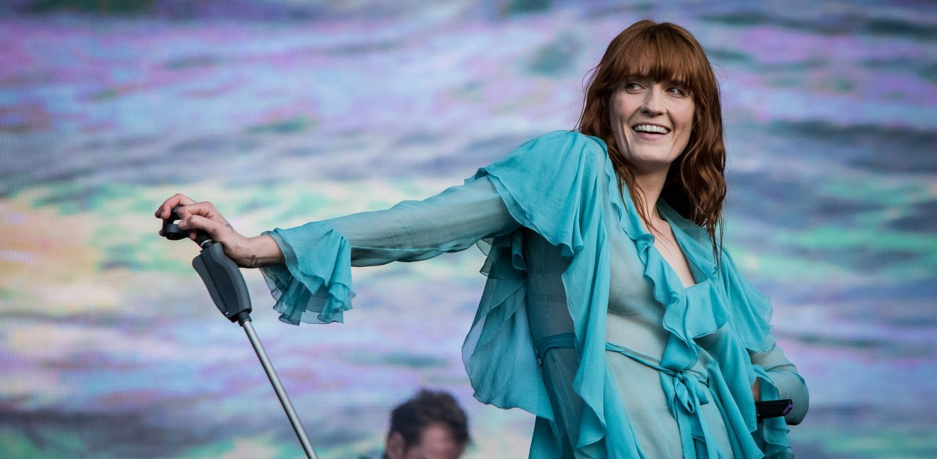 Sold out και η δεύτερη συναυλία Florence and The Machine (vids)