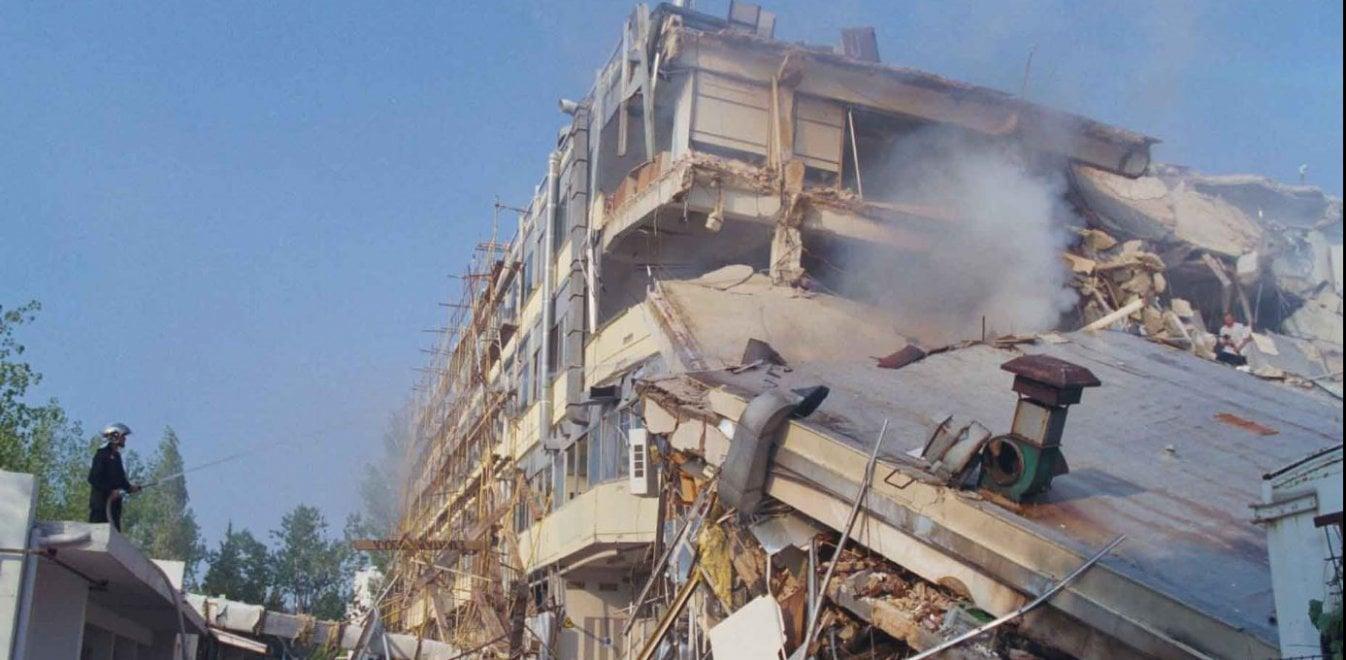 Σεισμοί στην Ελλάδα: Οι μεγαλύτεροι, το τσουνάμι και τα Ρίχτερ στην Αττική