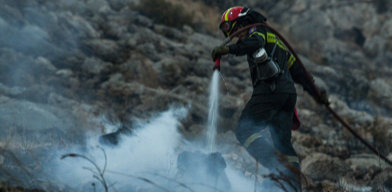 Σε γενική επιφυλακή η Πυροσβεστική σε όλη την Ελλάδα για το Σαββατοκύριακο