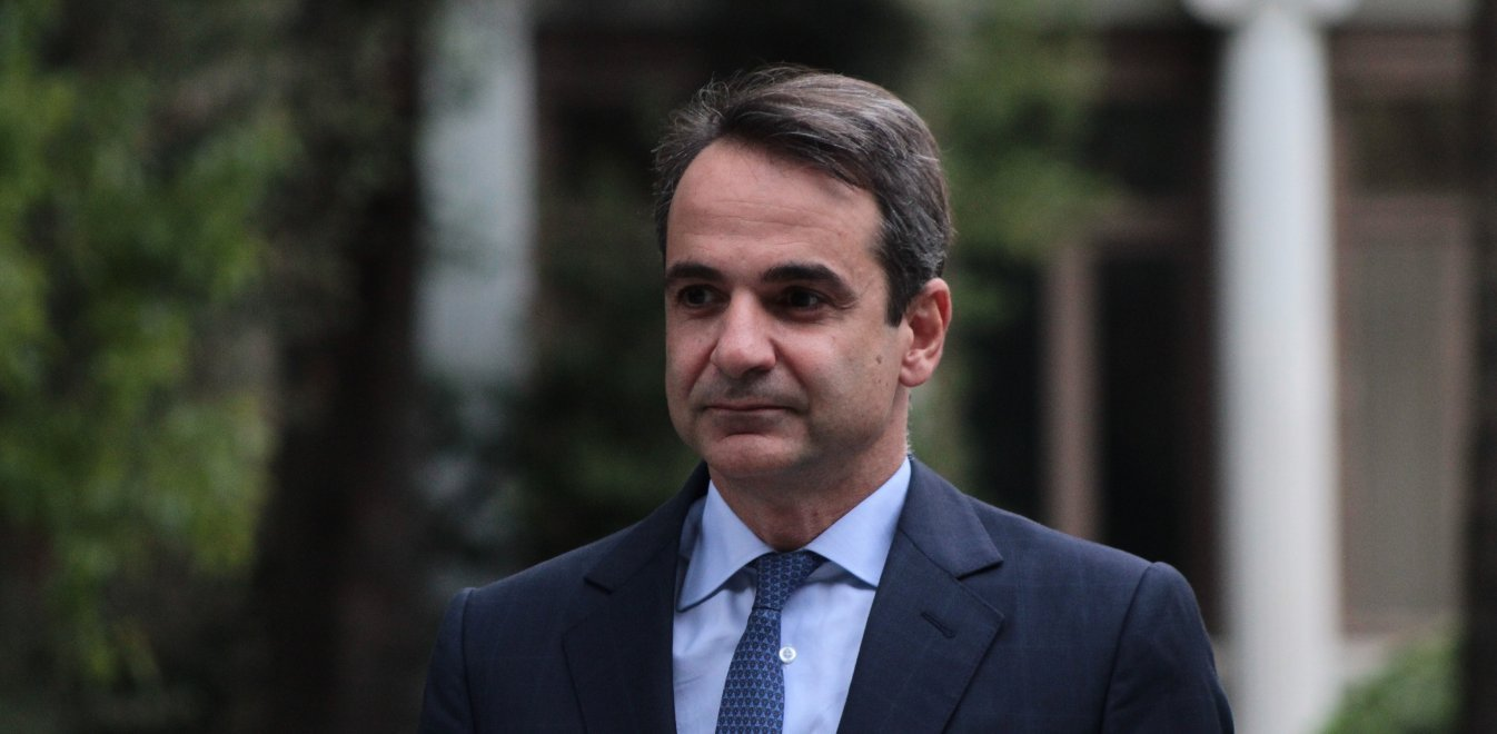PM Kyriakos Mitsotakis on a two-day working visit to Cyprus, July 29
