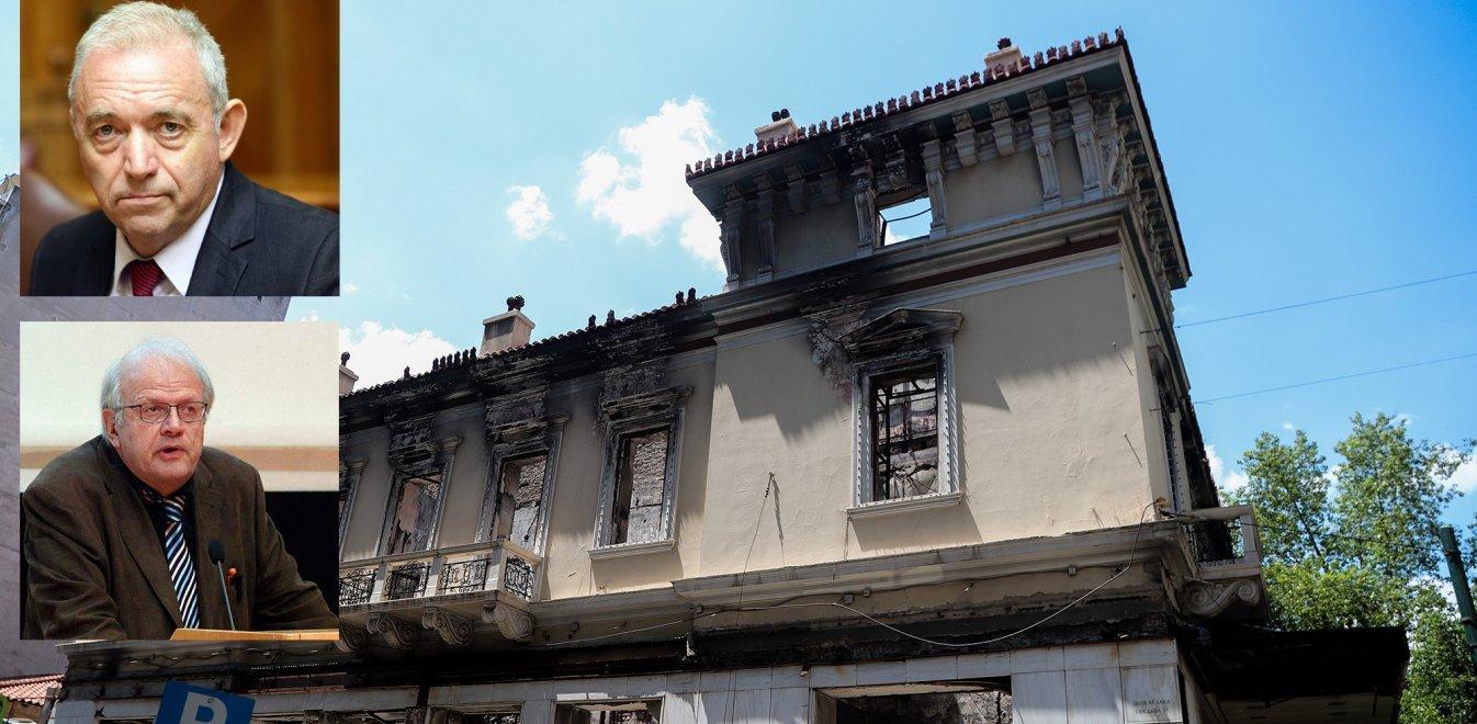 Σεισμός στη Μαγούλα: Στα «μαχαίρια» Λέκκας - Τσελέντης για τον ΟΑΣΠ