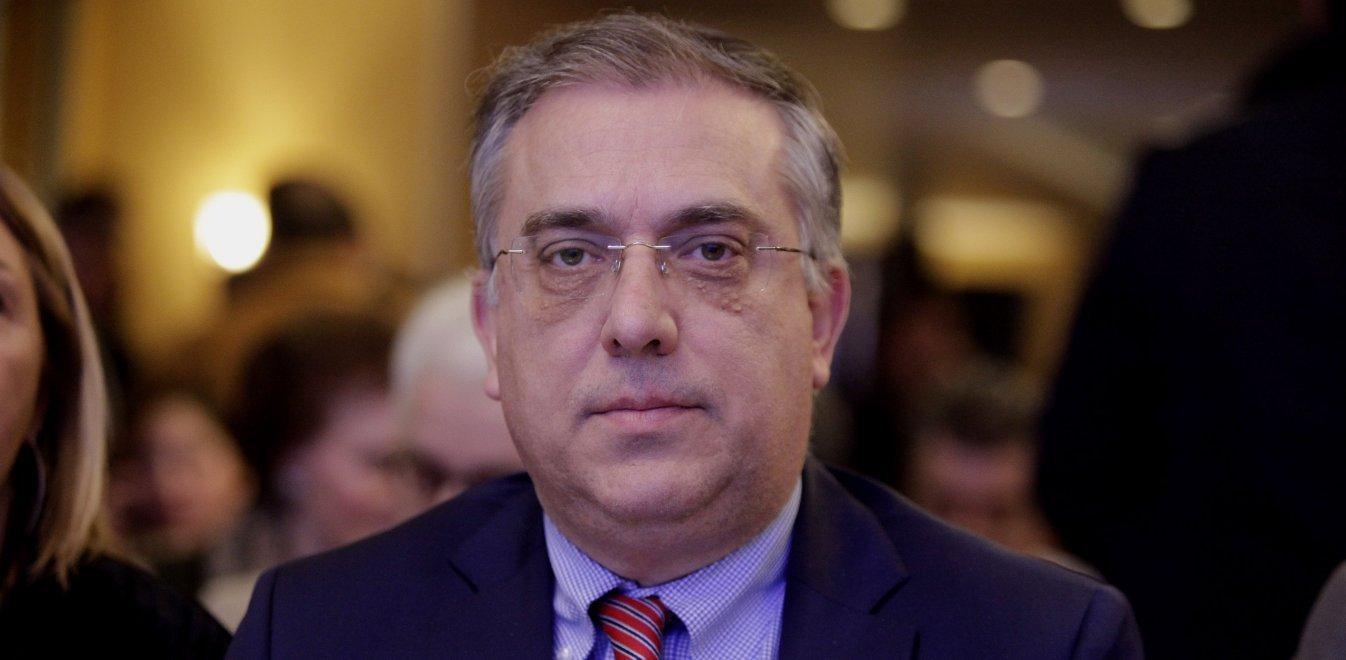 Θεοδωρικάκος: Τι λέει για τον νέο εκλογικό νόμο και την ψήφο των Ελλήνων του εξωτερικού