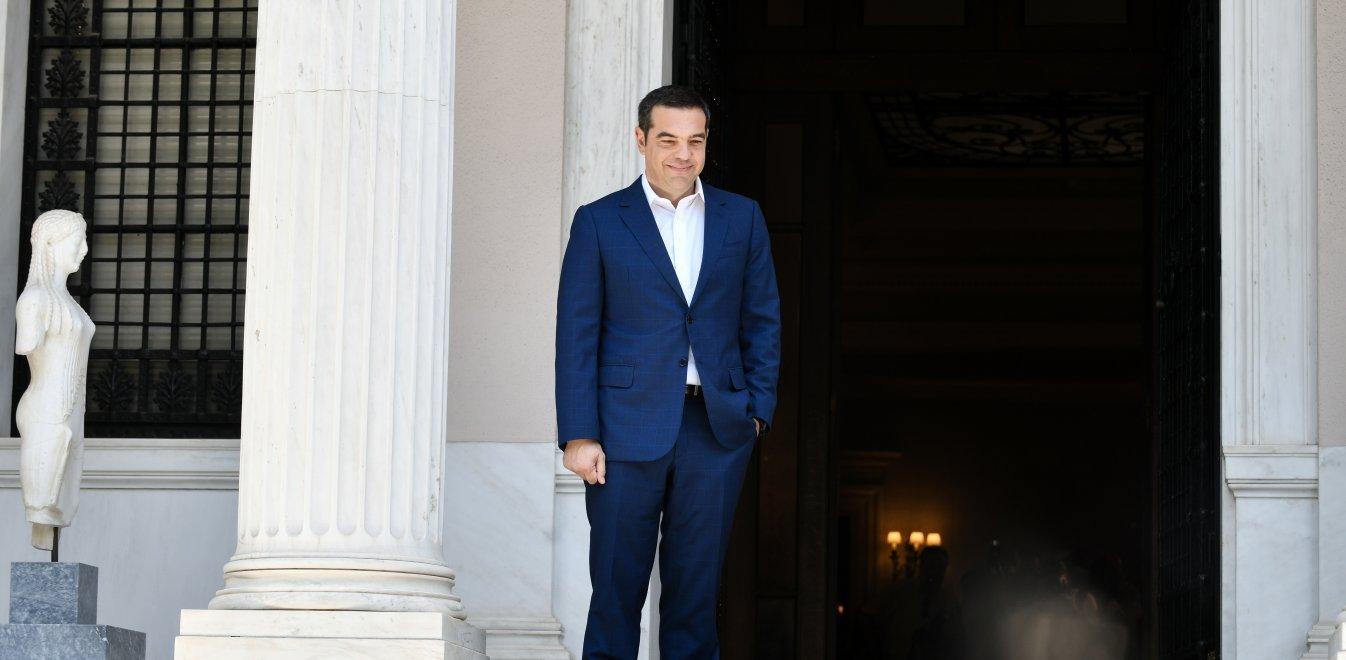 Ο Αλέξης Τσίπρας γράφει τη νέα σελίδα του ΣΥΡΙΖΑ