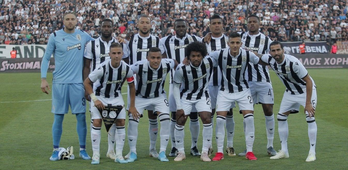 PAOK TV: Αρχισαν οι εγγραφές για το ματς του ΠΑΟΚ με τον Παναιτωλικό - Μαζική η συμμετοχή