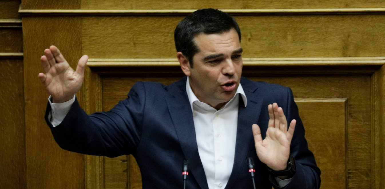 Tsipras accuses ND of 'ideological obsession' on the university asylum