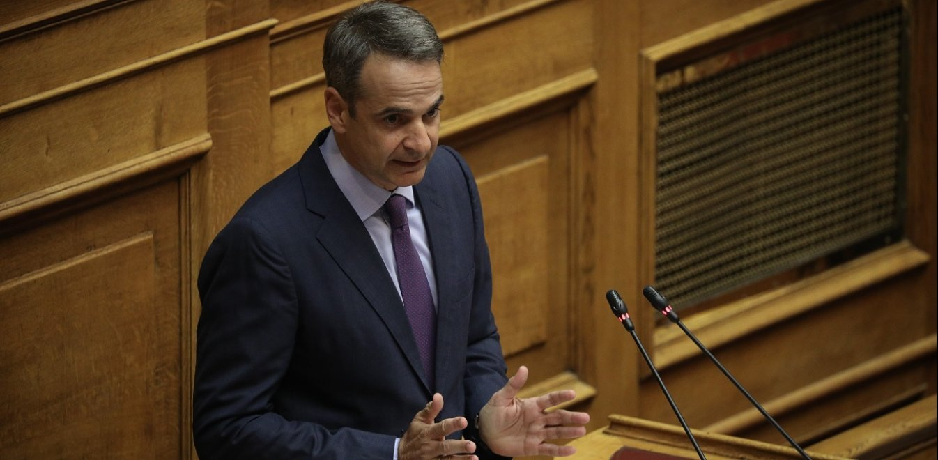 Mitsotakis describes significant changes in public administration at plenary on 'executive state' bill
