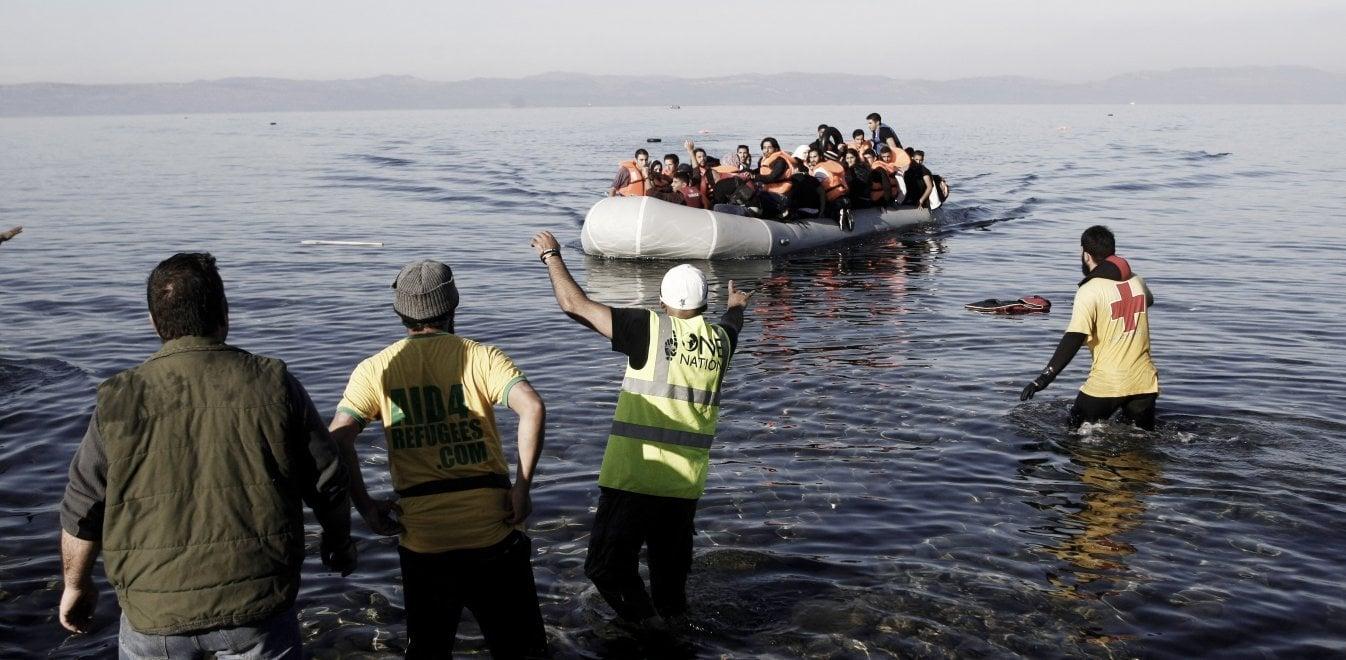 Μεταναστευτικό: Αυξημένη κατά 138% η ροή προσφύγων στα ελληνικά νησιά!