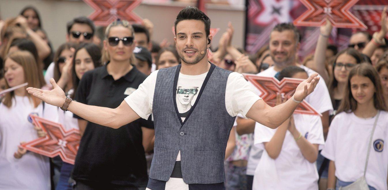 Άρης Μακρής: «Πρέπει να έχεις όλο το πακέτο για να κερδίσεις το X Factor»
