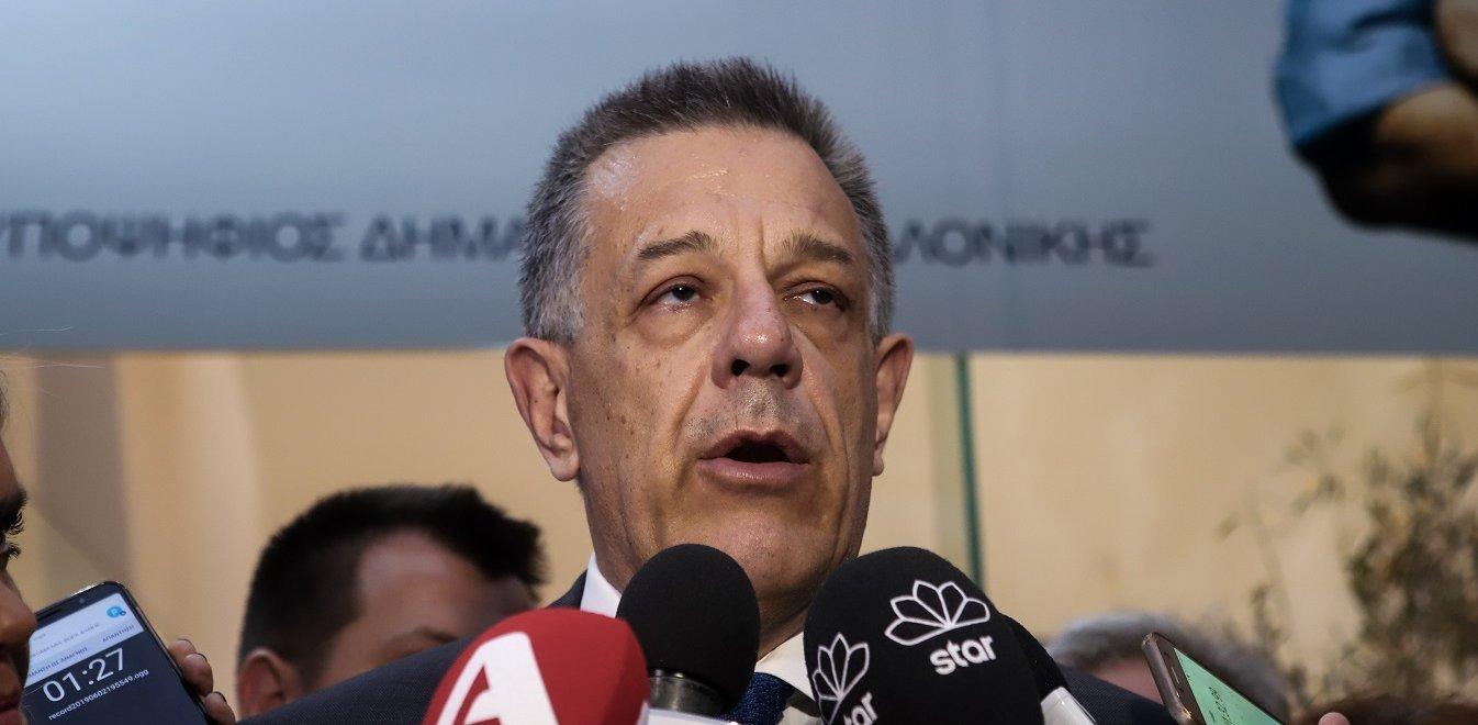 Ο Νίκος Ταχιάος στη θέση του προέδρου της Αττικό Μετρό