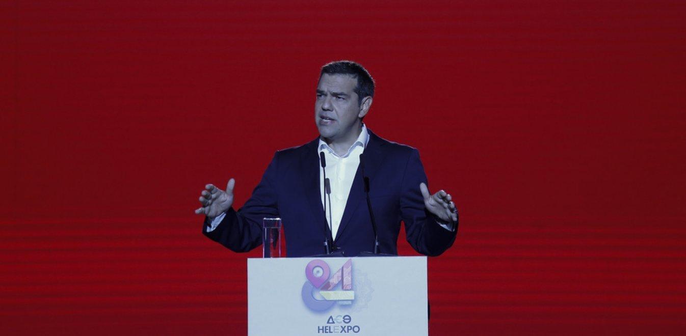 Τσίπρας στη ΔΕΘ: Όσα ψηφίσαμε έγιναν πράξη - Κάναμε και λάθη