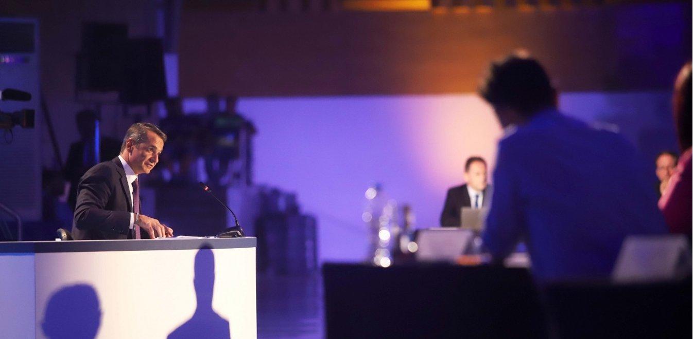 Μητσοτάκης: Στο Eurogroup το αίτημα για την αποπληρωμή του ΔΝΤ
