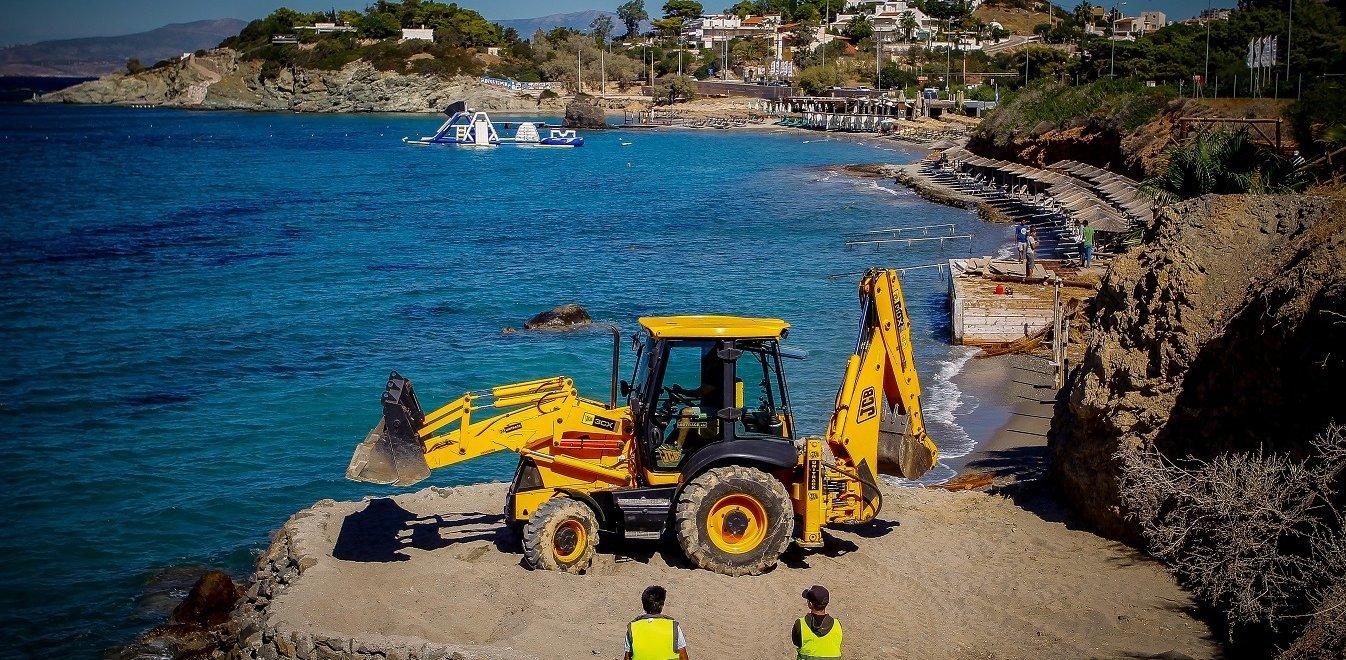 Αναπτυξιακός νόμος: Στο «σφυρί» οι παραλίες - Ποιες είναι οι νέες ρυθμίσεις