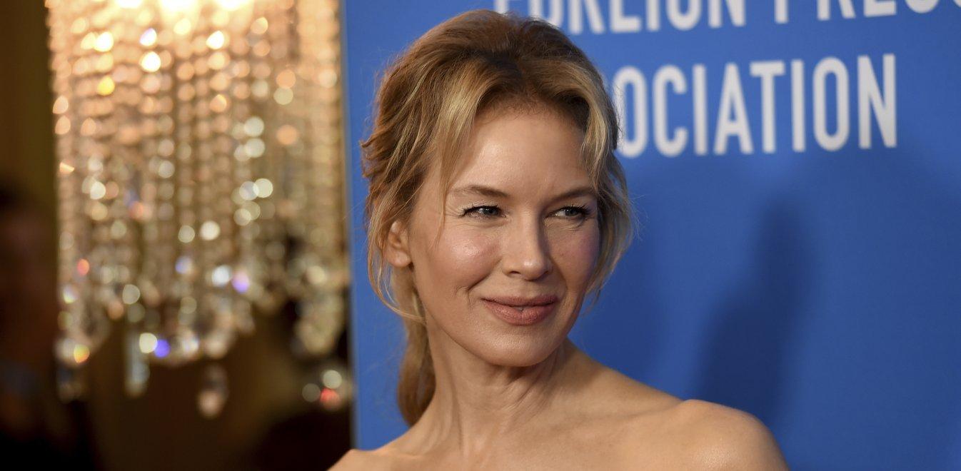 Ρενέ Ζελβέγκερ: H πρωταγωνίστρια του «Judy» μίλησε για τις πλαστικές που δεν έκανε