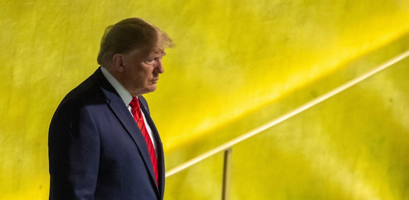 ΗΠΑ: Η Βουλή των Αντιπροσώπων ξεκινά έρευνα για παραπομπή του Τραμπ