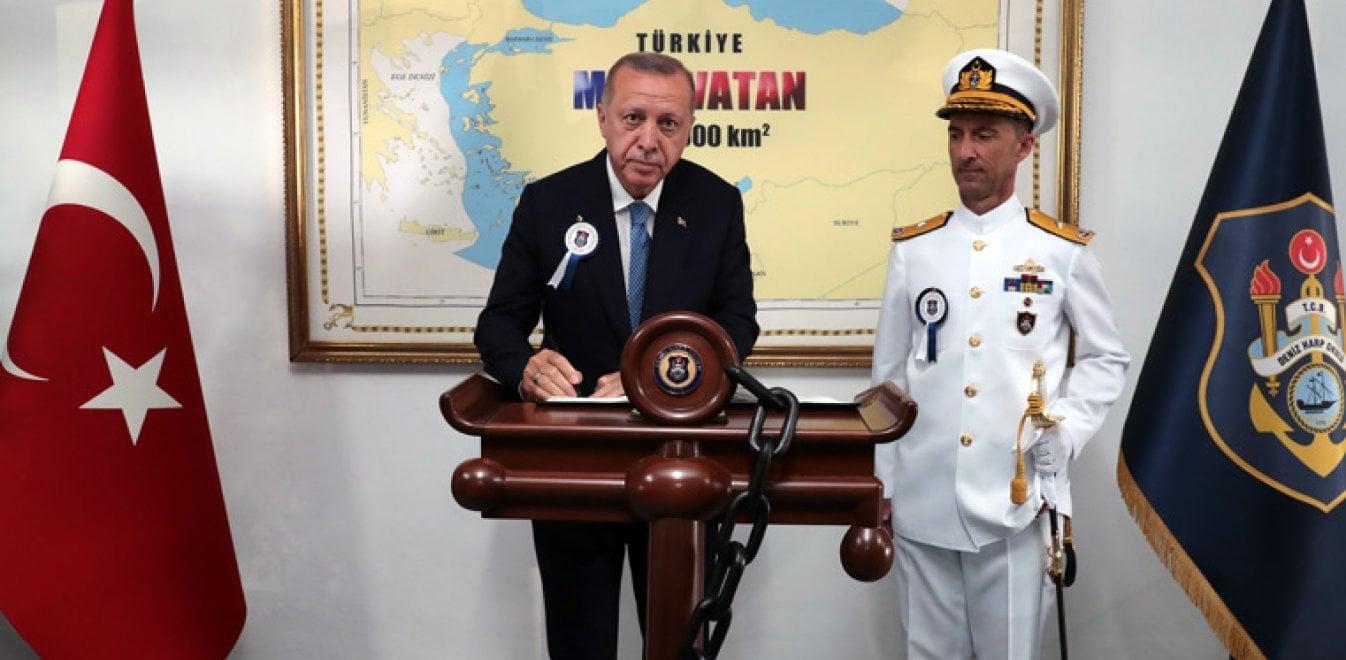 Αυτή είναι η τουρκική «Γαλάζια Πατρίδα»: Πώς ξεκίνησε   Έθνος