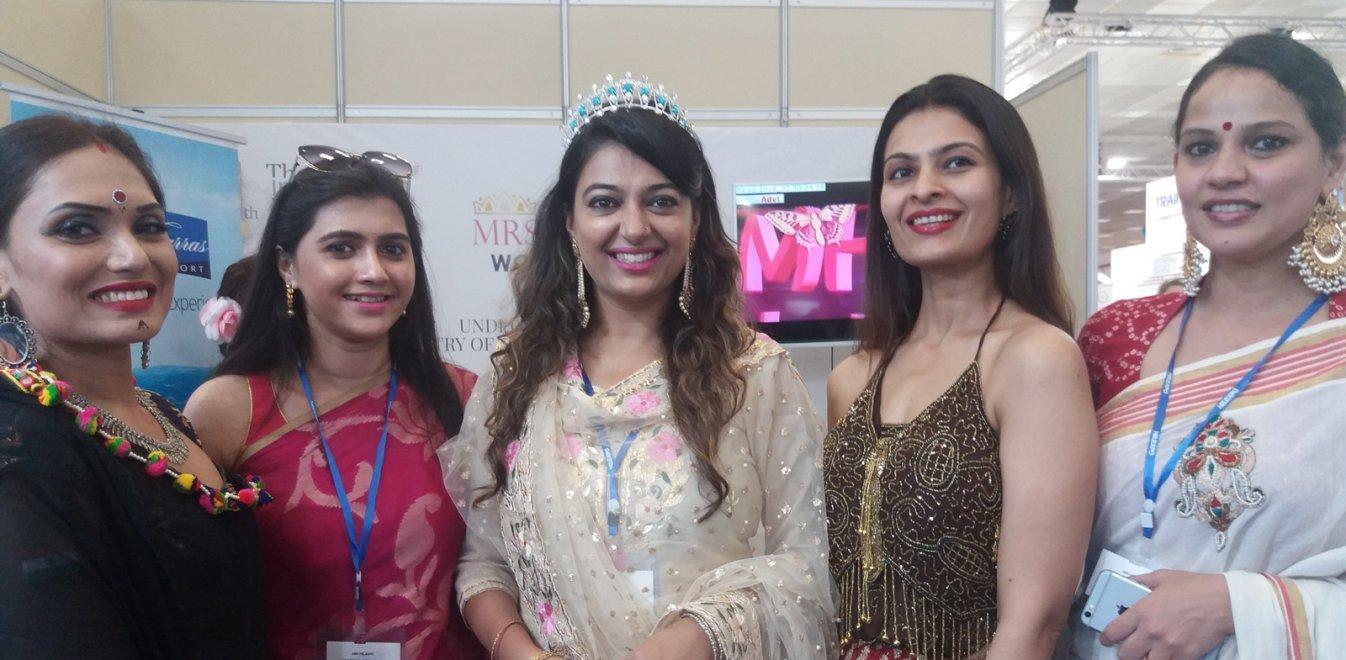 Χαλκιδική: Διαγωνισμός ομορφιάς με πρωταγωνίστριες Ινδές καλλονές