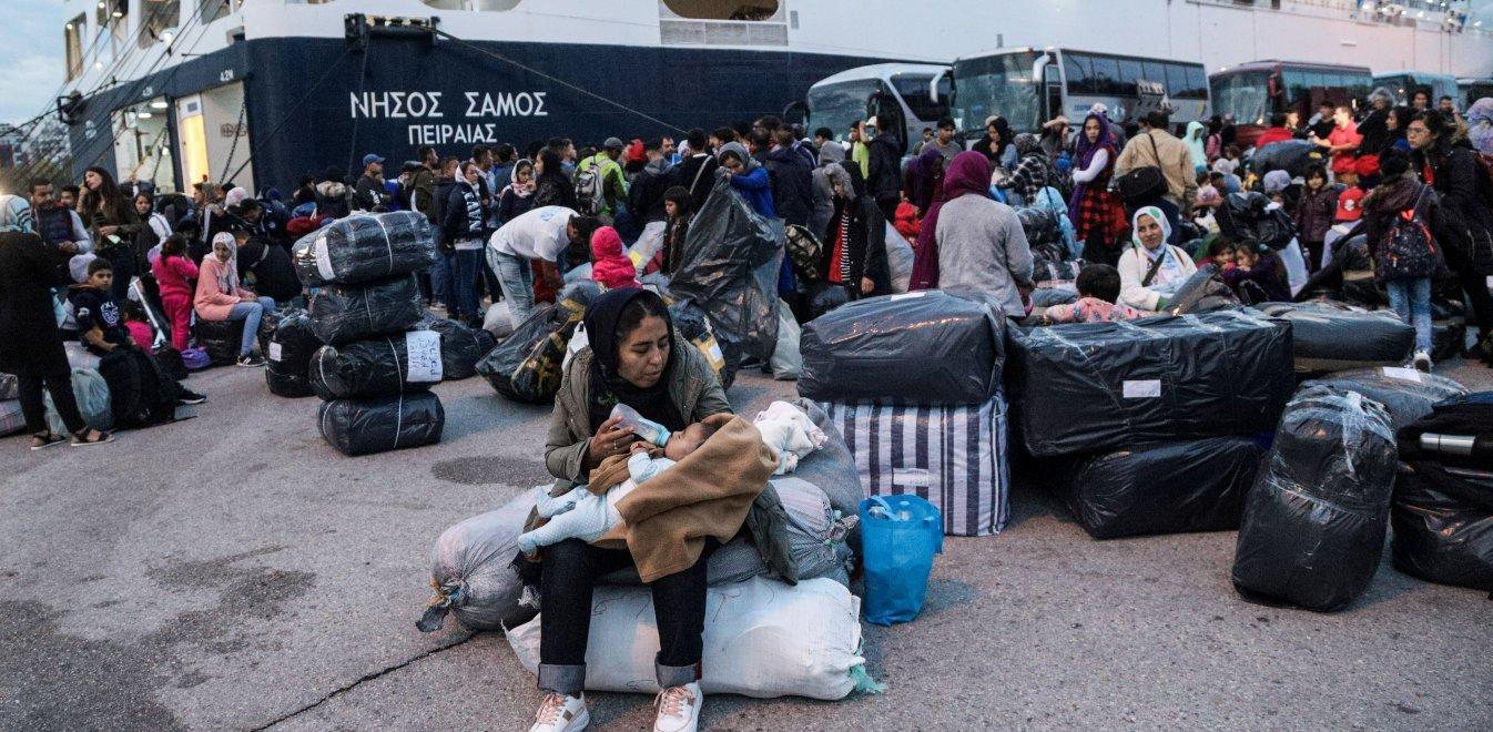 «Γαλάζιο αντάρτικο» για το μεταναστευτικό στη Βόρεια Ελλάδα