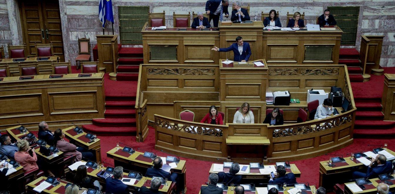 ΣΥΡΙΖΑ: Η κυβέρνηση θα αυτοπαγιδευθεί για την προανακριτική της Novartis