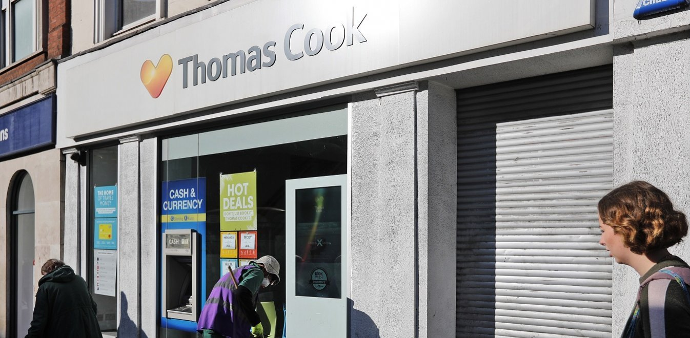 Thomas Cook: Επιστρέφουν στη Βρετανία και οι τελευταίοι… αποκλεισμένοι τουρίστες