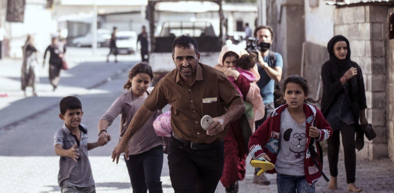 Η φρίκη του πολέμου από την τουρκική εισβολή στη Συρία σε εικόνες