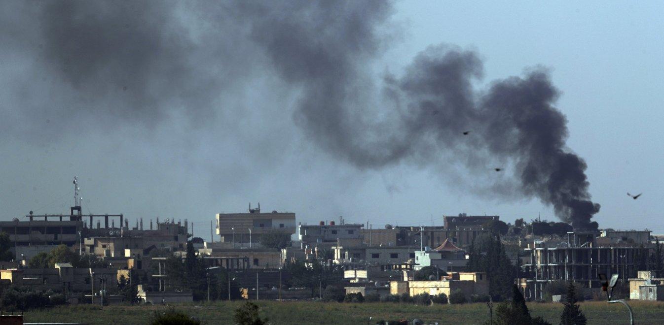 Συρία: «Δεν χτυπήσαμε αμερικανικό φυλάκιο» υποστηρίζει το τουρκικό υπουργείο Άμυνας