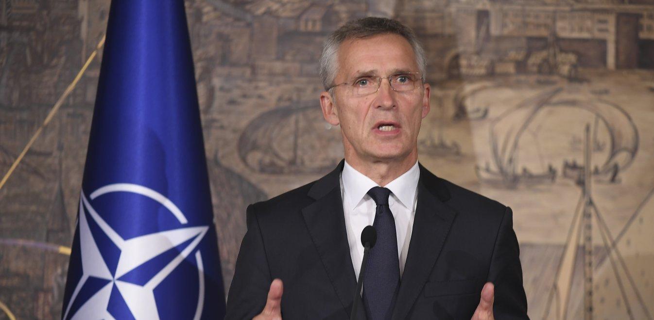 Στόλτενμπεργκ: Περιμένουμε απ' όλα τα κράτη να σέβονται το διεθνές ...